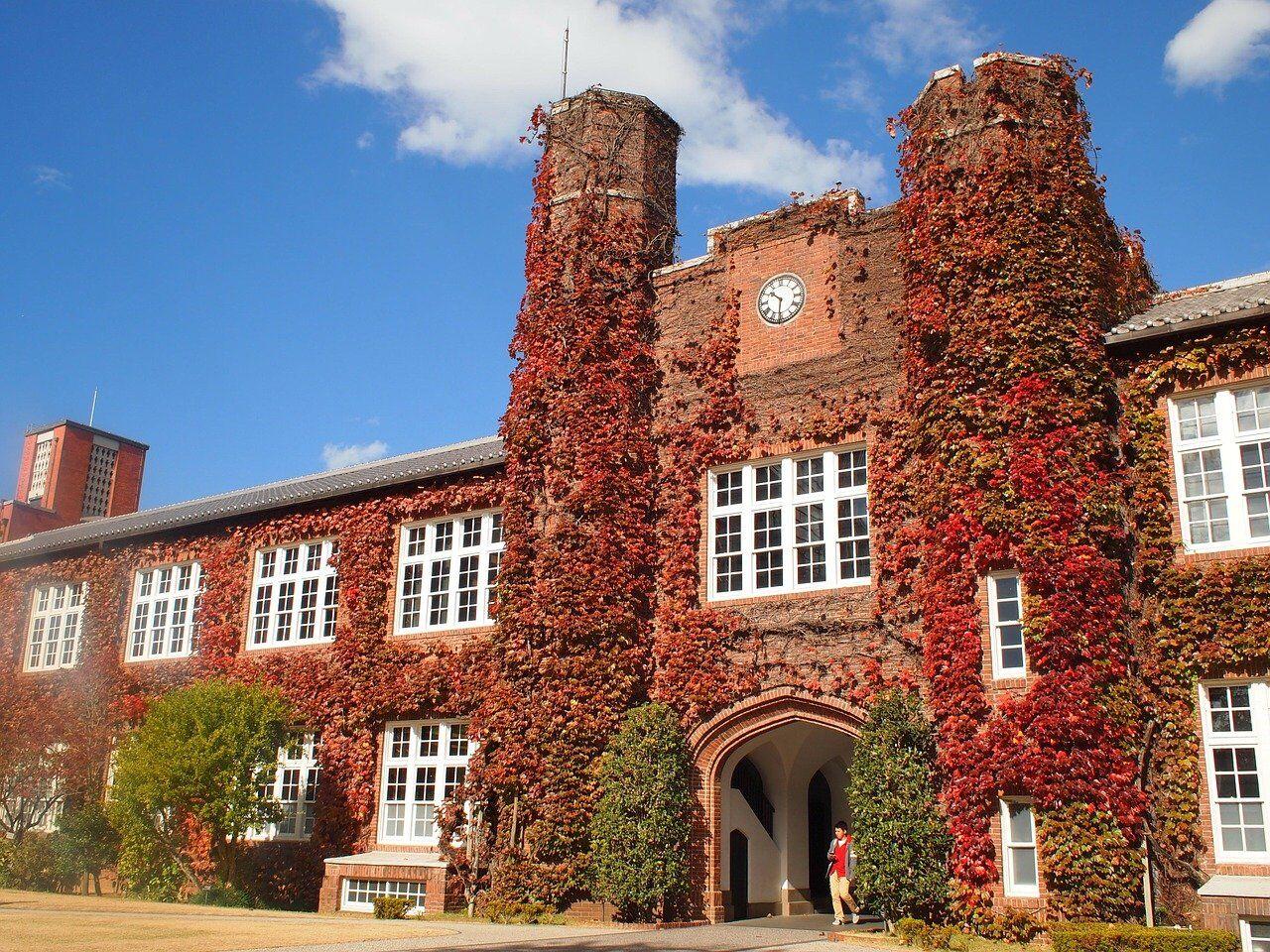 立教大学の外観